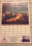 EastEnders 2001 Calendar 4