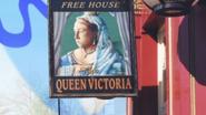 Queen Victoria Sign 2005