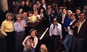 EastEnders Cast (1985)