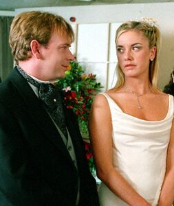Ian Beale and Mel Healy Wedding (31 December 1999)