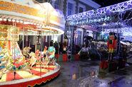 Weihnachtsmarkt Alfie's German Christmas Market 2