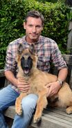 Robbie with Wellard 2