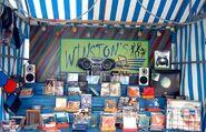 Bridge Street Market Winston's Stall