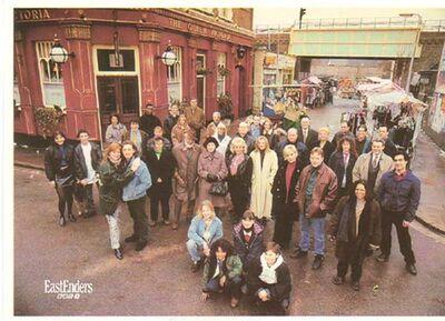 EastEnders Cast (1996)