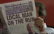 Walford Gazette (22 December 2003)
