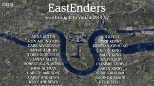 EastEnders 2014 End of Year Credits (30 December 2014)