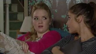 EastEnders - Abi Branning & Jay Brown Decide To Stay Together (13th December 2013)