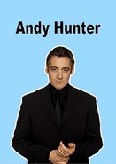 86. Andy Hunter