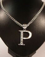 Peter Beale's Pendant Aladins Silver