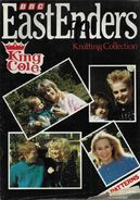 EastEnders Knitting Collection (Book Cover)