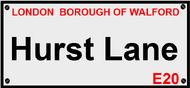 Hurst Lane, Walford