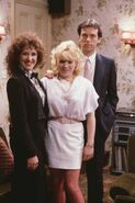 Angie sharon and den 1986
