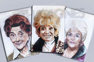 EastEnders Tea Towel (Unlicensed)