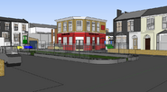 Easties sketchup model alb sq from Pytchley