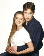 Mandy Salter and Aidan Brosnan Promo 1