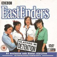 Slaters in Detention Promo DVD