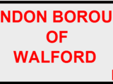 Places in Walford