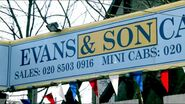Evans and Son Sign