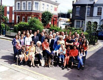 EastEnders Cast (1999)