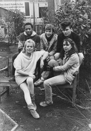 The Young Members of the Cast in 1984