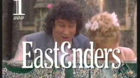 Eastenders 1000th Episode Advert