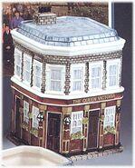 EastEnders Queen Victoria Storage Jar
