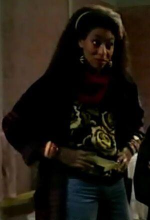 Character Sheena Menell