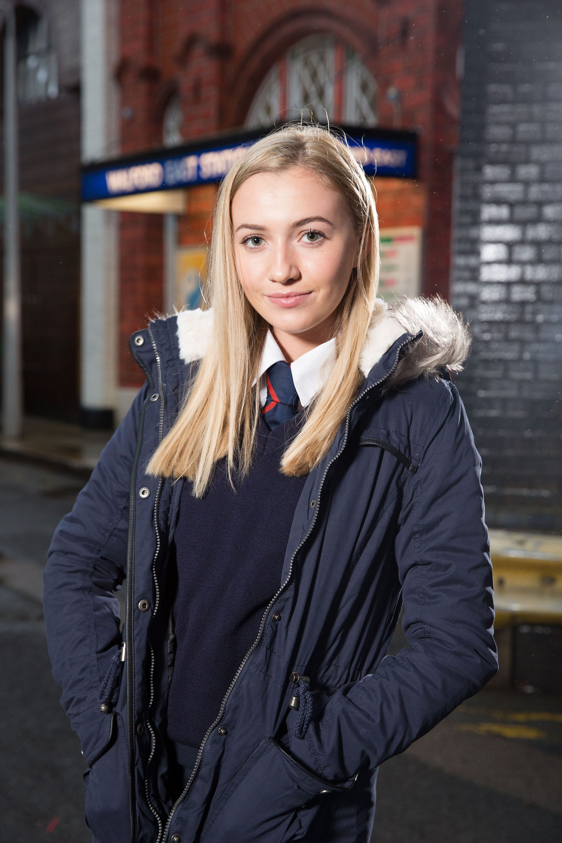 Louise Mitchell Eastenders Wiki Fandom Powered By Wikia border=