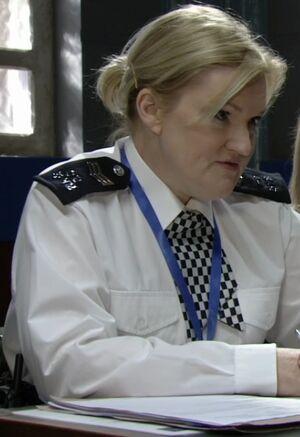 Sergeant Vicky Buchanan