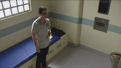 Ben Mitchell in Walford Police Station Cell (2015)