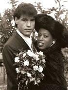 Matthew Jackson and Carmel Jackson Wedding (26 January 1989)