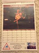 EastEnders 2001 Calendar 2
