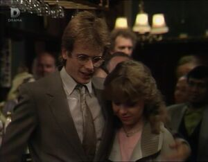 Lofty Holloway and Michelle Fowler Wedding (25 November 1986)