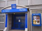 Walford Police Station