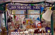 Bridge Street Market Bric-a-Brac Stall