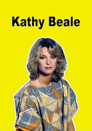 Kathy Beale Cast Card