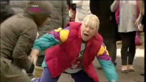Sport Relief 2010 EastEnders Fun Run