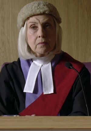Judge Rosemary Pickering