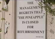 The Pineapple Sign (The Return of Nick Cotton)