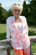 Peggy Mitchell 2014