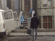 3 Albert Square Exterior (23 April 1985)