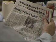 Walford Gazette (26 February 1985)