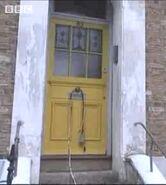 89 Georage Street Door