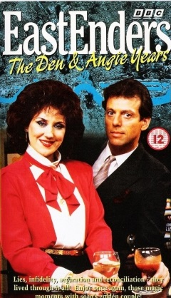 The Den & Angie Years (VHS)
