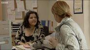 Zainab refusing Bianca a job in the Post Office