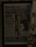 Walford Gazette Billy Mitchell Olympics (2012)