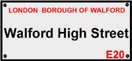 Walford High Street, Walford