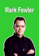Mark Fowler Cast Card