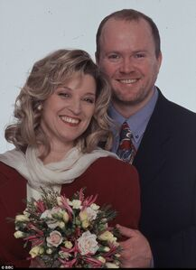 Kathy Beale and Phil Mitchell Wedding (27 February 1995)