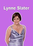 92. Lynne Slater